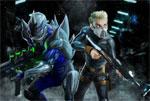 бойни игра Атака над Извънземни