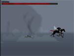 бойни игра Конникът без глава