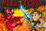 бойни игра Hell yeah!