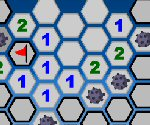 IQ игра Hex Mines