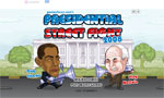 бойни игра Presidential Street Fight 2008