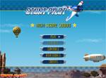 аркадни игра Stunt Pilot