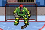 спортни игра Хокей на врата
