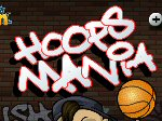 фънски игра Hoops Mania