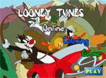 разни игра Looney Tunes 1 Online Coloring Game