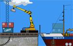 фънски игра Shipping Yard
