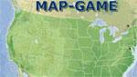 IQ игра Карта на САЩ