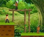 аркадни игра Боец в джунглата