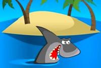 пъзели игра Акула