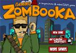 бойни игра Flaming Zombooka