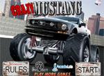 спортни игра Crazy Mustang