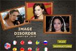 пъзели игра Image Disorder Angelina Jolie