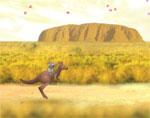 аркадни игра Кенгуруто и коалата