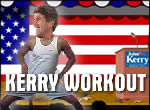 фънски игра Kerry workout