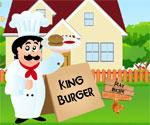 фънски игра Кралят на бургерите