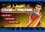 спортни игра Пинг Понг - Легендата
