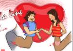 фънски игра Предначертай любовта