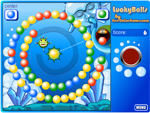 фънски игра Lucky Ball