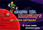 аркадни игра Марвин Марсианеца