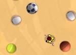 спортни игра Ритай топките
