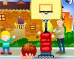 спортни игра Уличен баскетбол 2