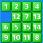 IQ игра Магически квадрат