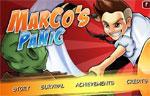бойни игра Паниката на Марко