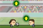 спортни игра Футболни глави