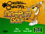 спортни игра Голф с Честър