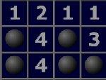 IQ игра Къде са мините