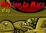 фънски игра Марсианска мисия