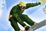 спортни игра Екстремен Сноуборд