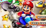 разни игра Рали Супер Марио