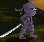 двубои игра Ninja