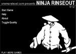 аркадни игра Ninja Rinceout