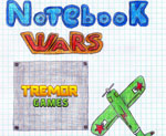 фънски игра Notebook Wars