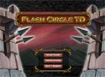 аркадни игра Flash Circle