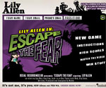 аркадни игра Lily Allen - Escape The Fear