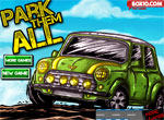 фънски игра Паркирай колите