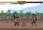 бойни игра Pendekar