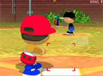 спортни игра Пинч Бейзбол