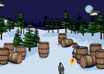 бойни игра Атаката на Пингвините