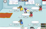 фънски игра Вечеря на пингвините