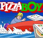 фънски игра Разносвач на пица