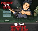 бойни игра Свещеникът срещу Злото