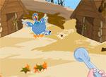 фънски игра Атаката над пуйките
