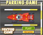 спортни игра Паркирайте състезателната кола