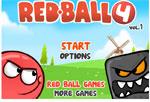 фънски игра Червена топка 4
