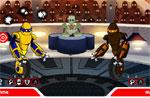двубои игра Бой между роботи