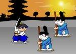 двубои игра Самураите